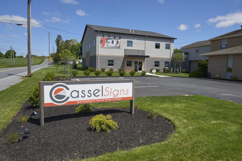 Cassel Signs exterior