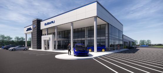 Lancaster County Motors Subaru