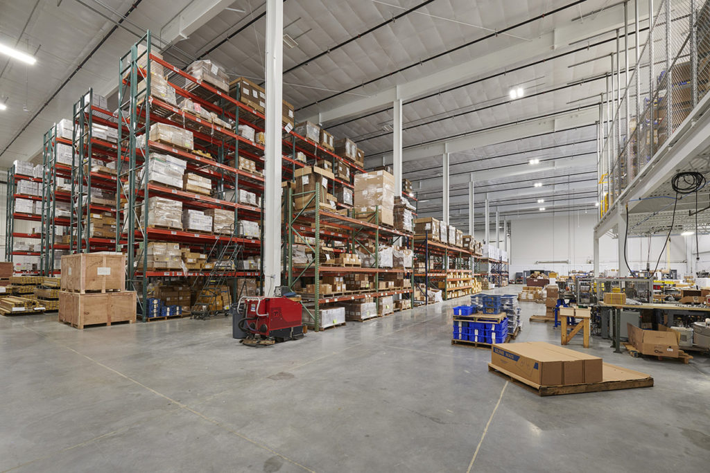 interior warehouse