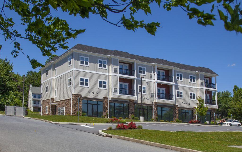 mountville aparemtns exterior building